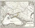 1865 Spruner Map of the Black Sea and Adjacent Regions - Geographicus - PontusEuxinus-spruner-1865.jpg
