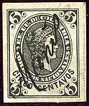 1881 5c EU de Colombia pen Manizales Yv67 Mi69.jpg