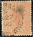1890 1d Queensland Brisbane Yv51a SG187.jpg