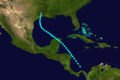 1898 Atlantic tropical storm 6 track.png