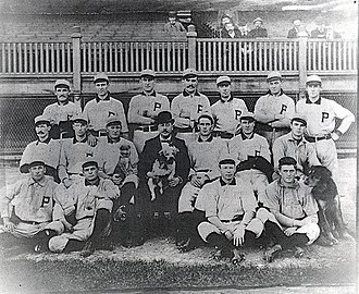 1898 Philadelphia Phillies season - The 1898 Philadelphia Phillies