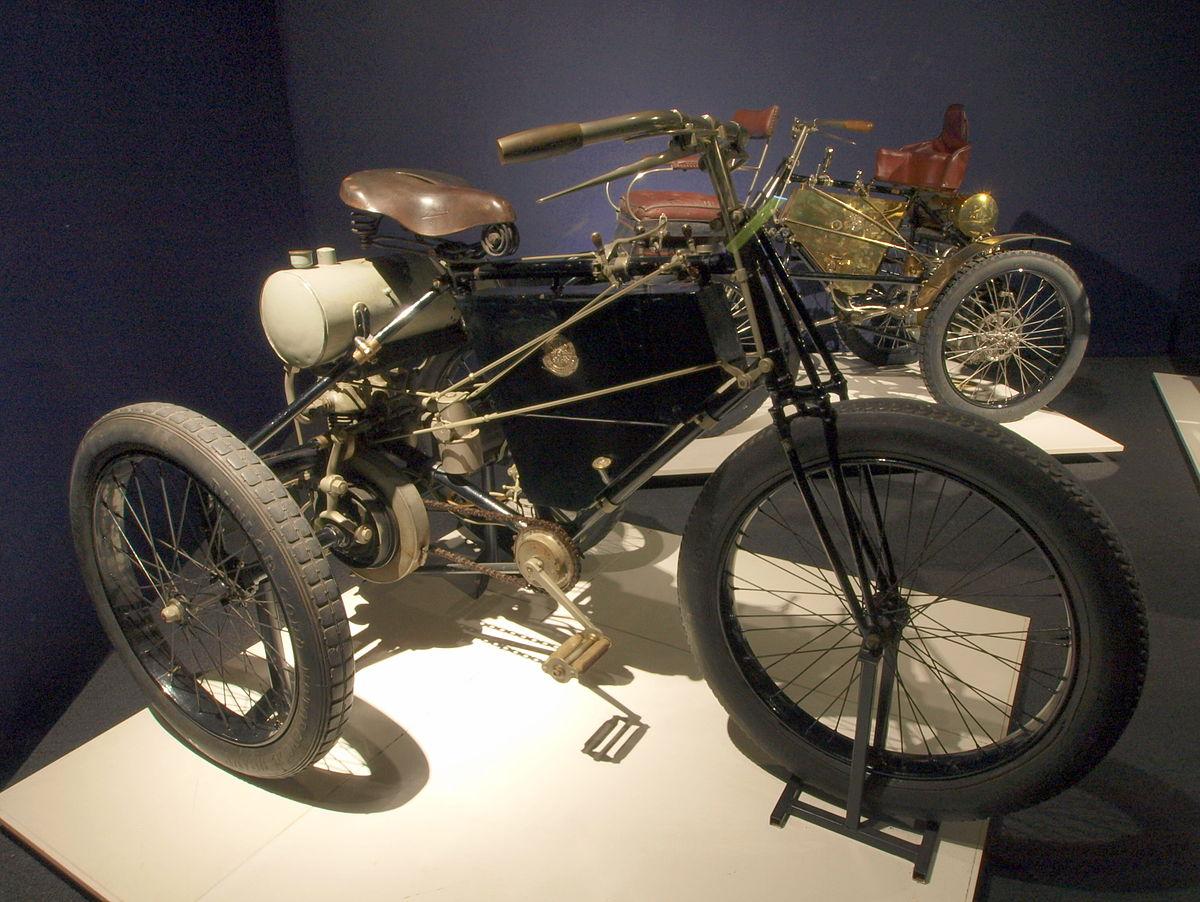 De Dion-Bouton tricycl...