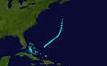 1903 Atlantic tropical storm 8 track.png