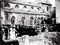19060816 Corner stone ceremony of first Mastreechter Staar building; Henric van Veldekeplein; Maastricht.jpg