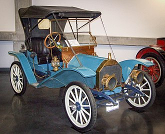 Hupmobile - 1909 Model 20 Runabout