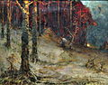 1913. Пейзаж с избушкой.jpg