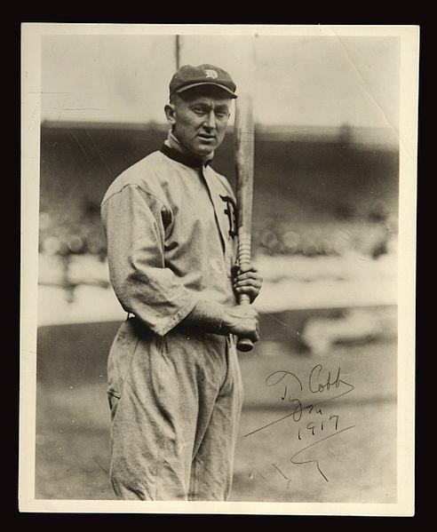 File:1917 Ty Cobb.jpg