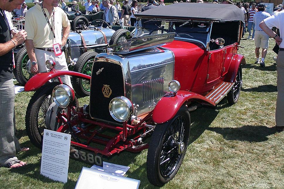 1924 Aston Martin sidevalve tourer - fvl (4668551949)