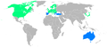 1936 Winter Olympic games countries.PNG