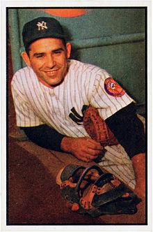 Yogi Berra - Wikipedia 5903af4973ef