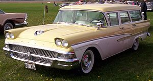 Ford Country Sedan