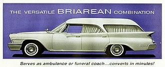 Combination car - 1961 Chrysler New Yorker Briarean Combination