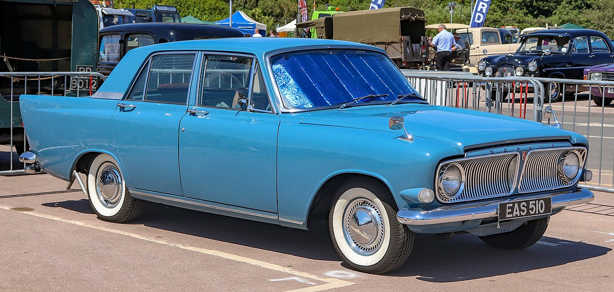 Ford Zephyr Wikipedia - Lb smith ford car show