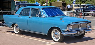 Ford Zephyr - Ford Zephyr 6 Mark III Saloon