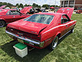 1970 AMC Javelin SST with 360 V8 red white C-stripe AMO 2015 meet 4of7.jpg
