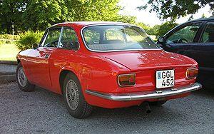 Alfa Romeo Giulia Wikipédia - Alfa romeo giulia 1972
