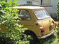 1980 Austin Mini 1000 (9367271499).jpg