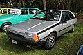 1984 Renault Fuego GTX hatchback (28867744542).jpg