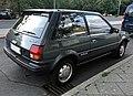 1985-1989 Toyota Starlet 1.3S (rear right), Berlin.jpg
