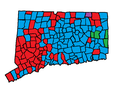 1992 election map CT (1).png