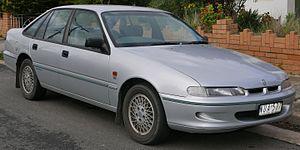 Holden Commodore (VS) - Holden Commodore Equipe sedan