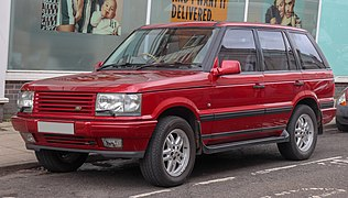 1998 Land Rover Range Rover Limited Edition Autobiography 4.6 Front.jpg