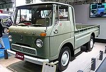 e58cbe5511 Isuzu Elf first generation (1959-1965 model)