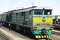 2ТЭ10М-2341, Казахстан, Кызылординская область, станция Казалинск (Trainpix 213763).jpg