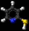 2-Mercaptopyridine-(thiol)-3D-balls.png