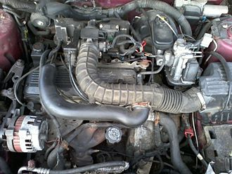 General Motors 122 engine - 2.2 L OHV I4 engine