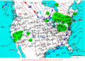 2004-02-21 Surface Weather Map NOAA.png