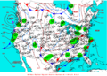2004-02-24 Surface Weather Map NOAA.png