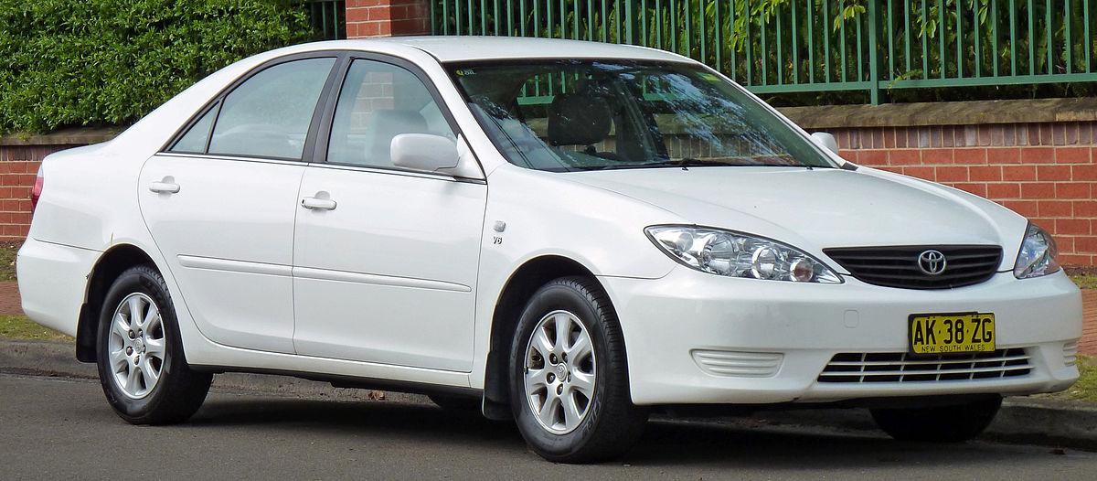 Toyota Camry Xv30 Wikipedia