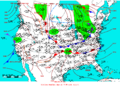 2006-05-21 Surface Weather Map NOAA.png