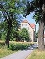 20060626110DR Tauscha (Thiendorf) Rittergut Herrenhaus.jpg