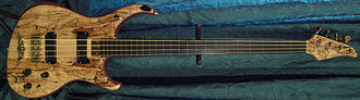 Alembic Inc - 2006 neck through Orion Fretless