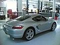 2006 Porsche Cayman S - US version - silver.jpg