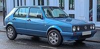 2006 Volkswagen Citi Golf 1.4 Front.jpg