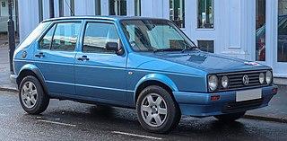 Volkswagen Citi Golf Motor vehicle