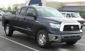 2007 Toyota Tundra photographed in USA. Catego...