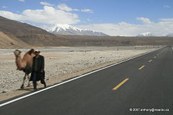 2007 08 20 China Xinjiang Karakoram Highway Kashgar to Tashkurgan IMG 7116.jpg