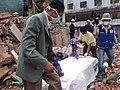 2008년 중앙119구조단 중국 쓰촨성 대지진 국제 출동(四川省 大地震, 사천성 대지진) DSC09864.JPG