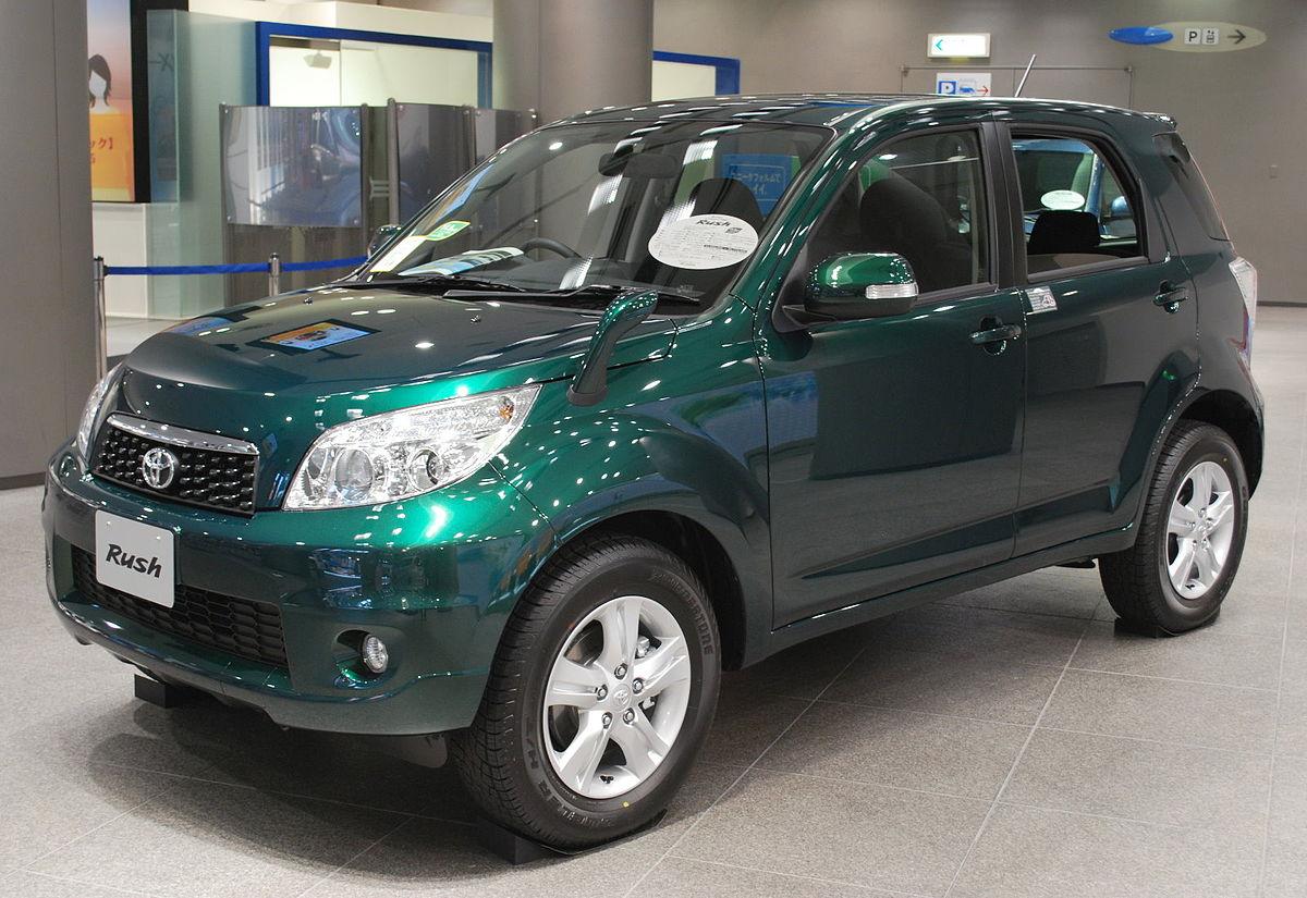 Kelebihan Kekurangan Toyota Rush 2008 Spesifikasi