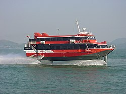 definition of hydrofoil