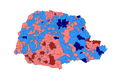 2010 Brazilian presidential election results - Paraná.PNG
