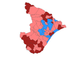 2010 Brazilian presidential election results - Sergipe.PNG