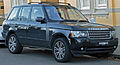 2010 Land Rover Range Rover Vogue (L322 10MY) TDV8 Luxury wagon (2012-07-14) 01.jpg
