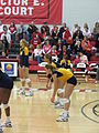 20111021 17 Kent State U Volleyball, DeKalb, Illinois.jpg