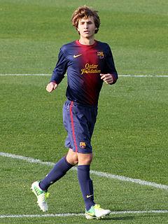 Sergi Samper Spanish footballer