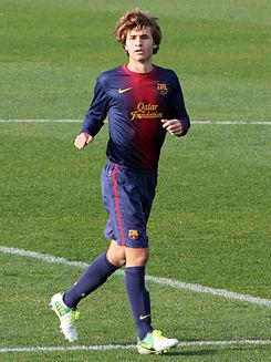 Camiseta FC Barcelona Sergi Samper